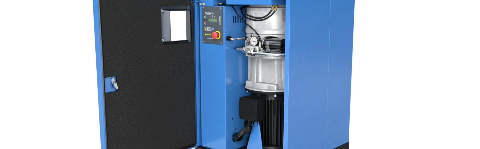 Hydrovane HR compressor
